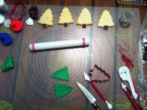 Galletas de Navidad- Inicio